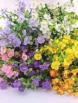 abordables -Fleurs artificielles 1 Une succursale Moderne / Contemporain Gypsophila / Plantes Fleur de Table