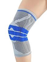 Недорогие -Фиксатор колена для Гонки Баскетбол Бег Универсальные Ударопрочный Non-Slip Для занятий спортом Нейлон 1 шт.