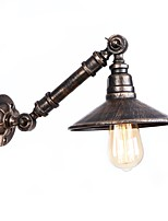 baratos -Estilo Mini Retro / Vintage Luminárias de parede Sala de Estar / Quarto de Estudo / Escritório / Lojas / Cafés Metal Luz de parede