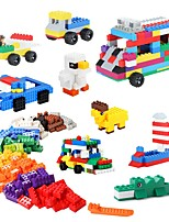 cheap -Building Blocks 500pcs Square Stress and Anxiety Relief Decompression Toys Classic Theme Toy Toy Gift