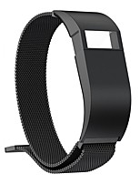 cheap -Watch Band for Fitbit Charge HR Fitbit Milanese Loop Stainless Steel Wrist Strap