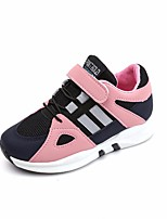 cheap -Girls' Shoes Tulle Spring Comfort Sneakers for Casual Outdoor Green Pink