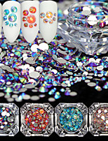 cheap -4pcs Crystal Gems Elegant & Luxurious Sparkle & Shine Crystal Luxury Fashionable Design Sparkling Crystal / Rhinestone Style Rhinestone