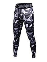 abordables -Homme Collants de Course Pantalon / Surpantalon / Collants - Des sports Exercice & Fitness, Activités Extérieures, Course / Running