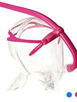 Недорогие -Трубки Сухая трубка, удобный Плавание, Для погружения с трубкой Эластотермопласт, ABS смолы - для Синий / Розовый
