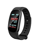 cheap -Bracelet Watch Bluetooth Fitness Tracker Bluetooth Android 4.0 Android 4.2 Android 7.0 iOS 7 No Sim Card Slot