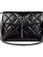 cheap -Women's Bags PU Shoulder Bag Tassel for Casual All Seasons Black