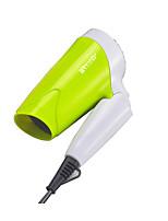 baratos -Factory OEM Secador de cabelo for Homens e Mulheres 220V Temperatura Ajustável Regulação da velocidade do vento Leve e conveniente