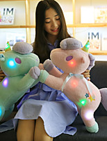 cheap -55cm Large Light Unicorn Light Pillow Animal Pillow Stuffed Animal Plush Toy Comfy Lovely Gift