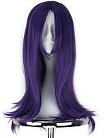 cheap -Cosplay Wigs LOL Other Anime Cosplay Wigs 62cm CM Heat Resistant Fiber All