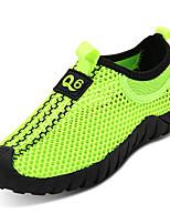 Недорогие -Мальчики Обувь Резина Весна Удобная обувь Спортивная обувь для Зеленый / Синий