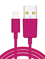cheap -Lightning USB Cable Adapter Quick Charge High Speed Cable For iPhone 100cm TP