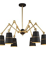 cheap -JLYLITE Artistic Chic & Modern Chandelier Ambient Light - Mini Style, 110-120V 220-240V Bulb Not Included