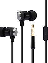 cheap -53ASL In Ear Wire Headphones Dynamic PVC (Polyvinylchlorid) Sport & Fitness Earphone Headset