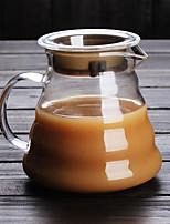 Недорогие -Drinkware Высокое боровое стекло Необычные чашки / стаканы Кофейные чашки Чай и напитки Компактность Подруга Gift Boyfriend Подарок