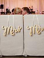 cheap -Wedding Wooden Wedding Decorations Garden Theme / Wedding All Seasons