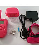 abordables -Chiens Chats GPS Colliers Pliable Respirable Facile à Installer Boîtier Inclus Portable Télécommande Facile à Installer