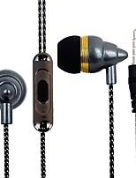 baratos -3B01LSA17 No ouvido Cabo Fones Dinâmico PVC (Polyvinylchlorid) Esporte e Fitness Fone de ouvido Fone de ouvido