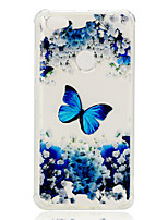 cheap -Case For Xiaomi Redmi Note 5A Redmi Note 4 Shockproof Transparent Pattern Back Cover Butterfly Soft TPU for Xiaomi Redmi Note 5A Xiaomi