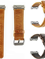 cheap -Watch Band for Fitbit ionic Fitbit Classic Buckle Genuine Leather Wrist Strap