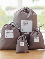 cheap -Women's Bags PVC Bag Set 4 Pieces Purse Set Pattern / Print for Casual Red / Blushing Pink / Yellow