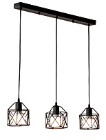 cheap -OYLYW Pendant Light Ambient Light - Mini Style, Antique Retro / Vintage, 110-120V 220-240V Bulb Not Included