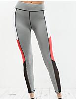 cheap -Women's Daily Basic Legging - Geometric Mid Waist