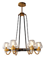 cheap -ZHISHU Chandelier Uplight - Adjustable, Nature Inspired Chic & Modern, 110-120V 220-240V Bulb Not Included