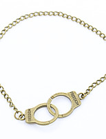 cheap -Anklet - Vintage Silver / Yellow For Gift / Women's