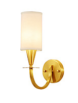 cheap -Ecolight™ Mini Style Retro / Vintage Wall Lamps & Sconces Living Room / Bedroom / Study Room / Office Metal Wall Light IP 44 110-120V /