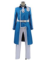 cheap -Inspired by Sword Art Online Cosplay Anime Cosplay Costumes Cosplay Suits Other Long Sleeves Coat Pants Waist Belt For Unisex