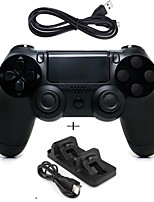 cheap -Wired Game Controller Kits For PS4 Low vibration Vibration Game Controller Kits ABS 1pcs unit 100cm