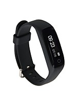 cheap -Smart Watch Pedometers Pedometer Activity Tracker Sleep Tracker Sedentary Reminder Bluetooth4.0 Android 4.4 iOS