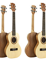 cheap -Ukulele 26inch Material Wooden Manual