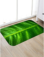 cheap -Doormats / Area Rugs / Bath Mats Country / Traditional Flannelette, Rectangle Superior Quality Rug
