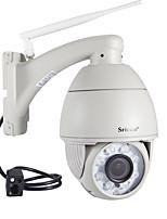 abordables -sricam® 1.0mp 720 p hd extérieure étanche sans fil wifi réseau ip caméra ir vision nocturne 15 m