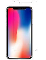baratos -Protetor de Tela Apple para iPhone X Vidro Temperado 1 Pça. Protetor de Tela Frontal Anti Impressão Digital Resistente a Riscos À prova