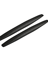 Недорогие -0.405m Автомобильная бамперная лента for Автомобильные бамперы внешний Общий ПВХ For Универсальный Все года Дженерал Моторс