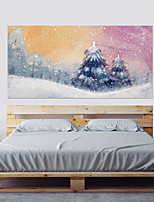 cheap -Decorative Wall Stickers - 3D Wall Stickers Landscape 3D Living Room Bedroom Bathroom Kitchen Dining Room Study Room / Office