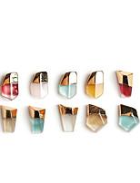Недорогие -10pcs Гель для ногтей Хрусталь Художественный / Креатив Художественный Повседневные Карнавал Маскарад Инструмент для создания ногтей