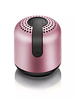 cheap -Q11 Bluetooth Speaker Bluetooth 4.2 TF Card Slot Bookshelf Speaker Silver / Red / Pink