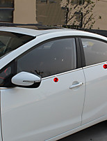 cheap -Factory OEM Silver Car Stickers Business Window Trim Not Specified Window Trim