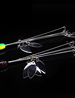 cheap -1pcs pcs Fishing Lures Spoons Sequin Sea Fishing Fly Fishing Bait Casting Ice Fishing Spinning Jigging Fishing Freshwater Fishing Other
