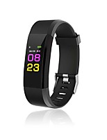 cheap -Smart Bracelet c115plus for Android 4.0 / Android 4.1 / Android 4.2 Relaxed Fit / Built-in Bluetooth / Time Display Fitness Tracker /