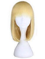 cheap -Cosplay Wigs Attack on Titan Other Anime Cosplay Wigs 40cm CM Heat Resistant Fiber All