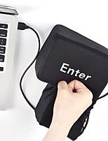 Недорогие -Устройства для снятия стресса Товары для офиса Стресс и тревога помощи с USB кабелем Декомпрессионные игрушки 1pcs Переносной Подарок