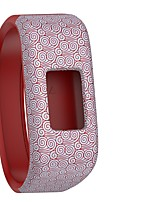 cheap -Watch Band for Garmin vívofit jr Garmin Sport Band Silicone Wrist Strap