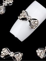 baratos -5 pcs Jóias de Unhas Multifunção / Melhor qualidade Criativo arte de unha Manicure e pedicure Diário Na moda / Fashion