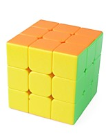 cheap -Rubik's Cube 1 PCS Shengshou D00932 Rainbow Cube 3*3*3 Smooth Speed Cube Magic Cube Puzzle Cube Glossy Fashion Gift Unisex
