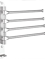 cheap -Towel Bar Multifunction Contemporary Aluminum 1pc - Bathroom N / A Wall Mounted